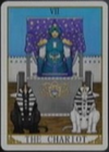 Lucia's Cards, The Chariot