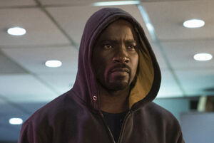 Luke Cage in the hood