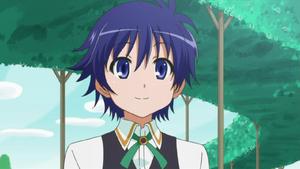 Naoya Tohara Anime