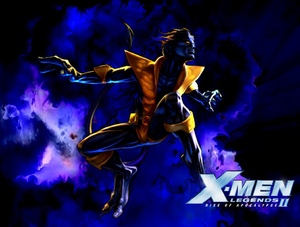Nightcrawler, X-Men Legends II Rise of Apocalypse