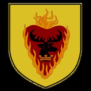 Stannis sigil coat