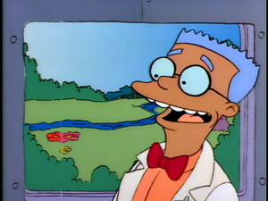 Waylon Smithers, Jr. (Homer's Odyssey)