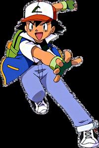 Ash anime
