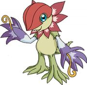 Floramon (Anime-Picture)