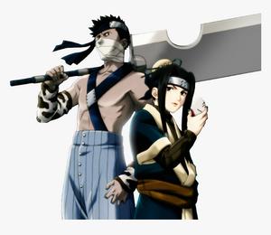 Haku and Zabuza