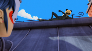 Mr. Pigeon - Ladybug and Cat Noir 00
