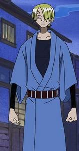 Sanji Boss Luffy Historical Arc Outfit