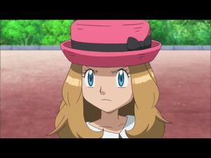 Serena's Upset