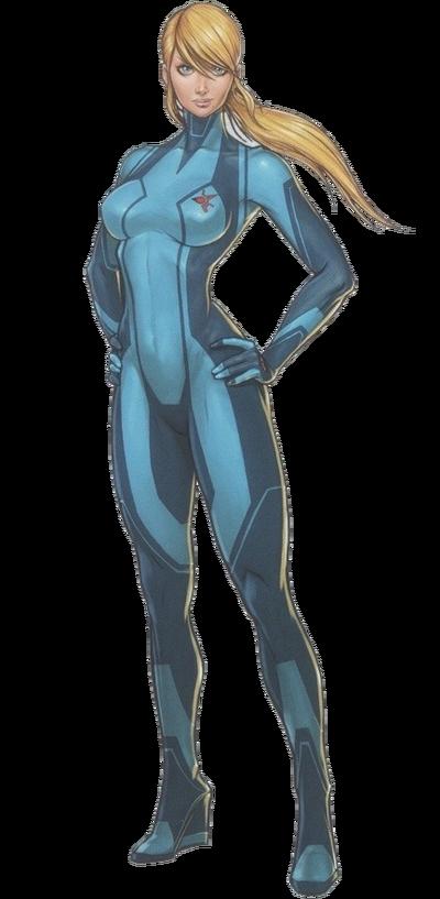 Zero Suit Samus Zero Prime
