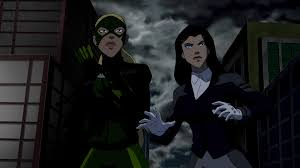 Artemis and Zatanna
