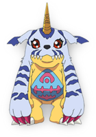 Gabumon DA The Movie