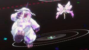 Ikkakumon and Angewomon getting infect