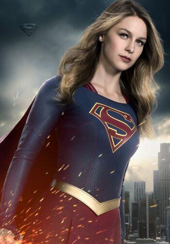 Supergirl S1-4
