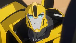 Bumblebee (Sighs)