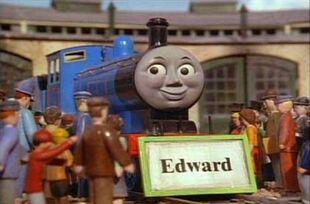 Edward's Nameboard