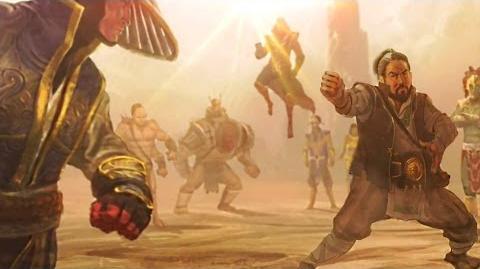 Mortal Kombat X - Bo Rai Cho Ending