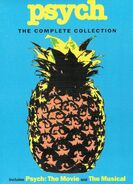 Psych The Complete Collection