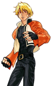 Rock Howard CvS2
