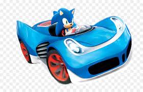 Sonic and sega all stars racing transformed sonic
