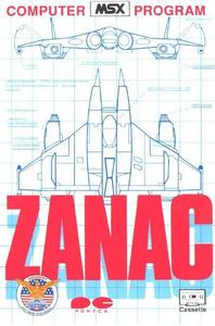 Zanac msx2
