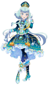 Alicia charlotte jewel render