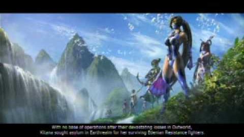 Mortal Kombat VS DC Universe Kitana's Ending