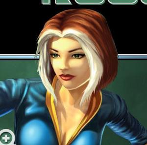 Rogue x-men legends