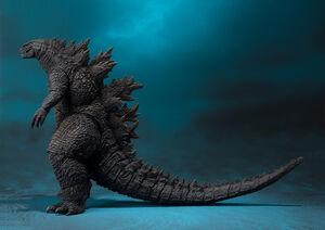 Sh Monsterarts Godzilla 2019 Pic 4