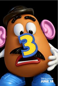Toy Story 3 Poster 9 - Mr. Potato Head