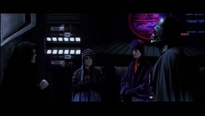 Vader called