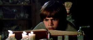 Bastian reading