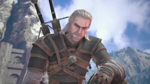 Geralt of Rivia- Soul Calibur
