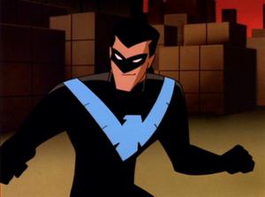 Nightwing (DCAU)