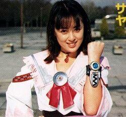 Saya (Super Sentai)