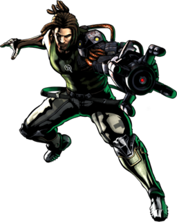 UMvC3 Nathan Spencer