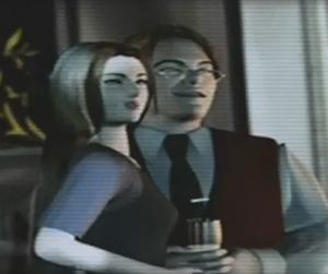 Cid and Edea Kramer