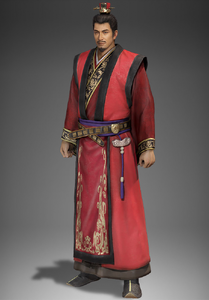 Lu Su Civilian Clothes (DW9)