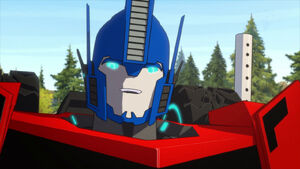 Optimus is happy (RID)