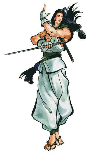 Sogetsu Kazama