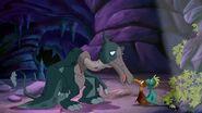 Swooper, Guido & Petrie in the Black Rock