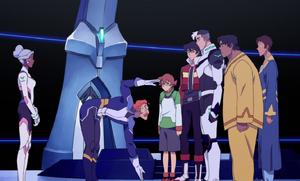 Team Voltron (Ep. 2)