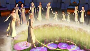 Barbie in The 12 Dancing Princesses Official Stills