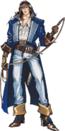 Castlevania - Richter Belmont as seen in Symphony of the Night