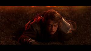 Darth Vader injured