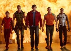 Justice League Smallville
