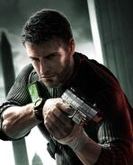 Sam Fisher-Conviction