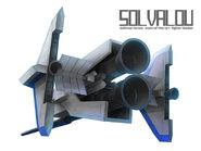 Solvalou by gatakk-d5wsgc0