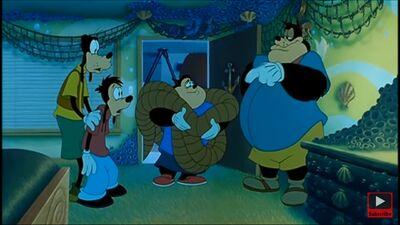 A Goofy Movie scene