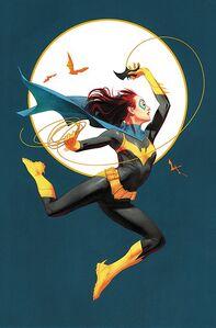 Batgirl Vol 5 27 Variant Textless