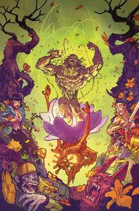 Justice League Dark Annual Vol 2 1 Textless